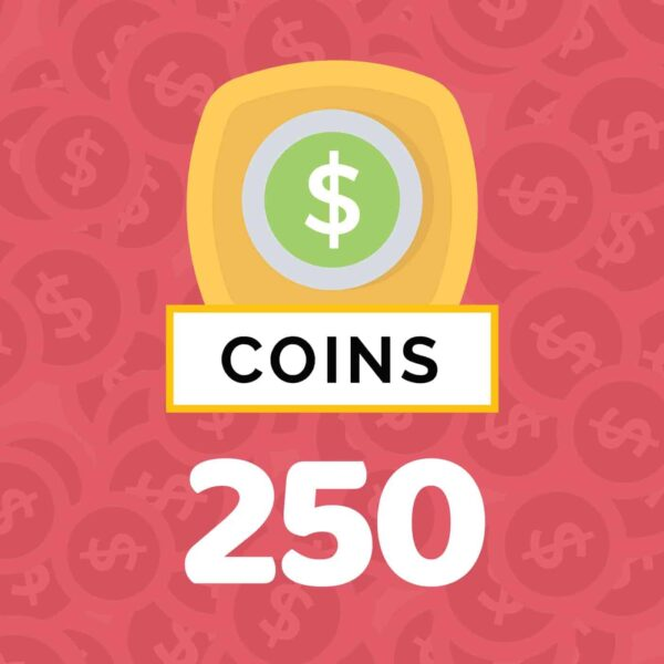 250 Self Care Coins