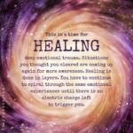 Circle logo of Healing from Trauma